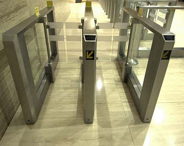 Magnetic Pedestrian Wing Gate - MPW 112